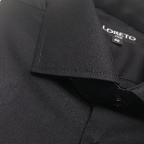 czarna męska koszula Radom